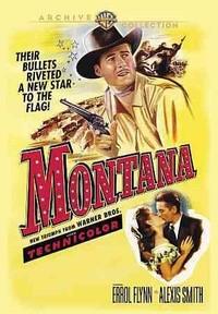 Montana (Region 1 DVD) - Cover