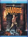 Doc Savage:Man of Bronze (Region A Blu-ray)
