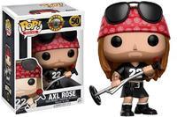 Funko Pop! Rocks - Guns N Roses Axl Rose Vinyl Figure - Cover