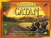 Catan - The Struggle For Catan (Card Game) Cover