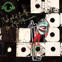 A Tribe Called Quest - We Got It From Here... Thank You 4 Your Service (Vinyl) - Cover