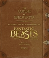 Film Wizardry of Fantastic Beasts and Where to Find Them - Warner Bros. (Hardcover) Cover