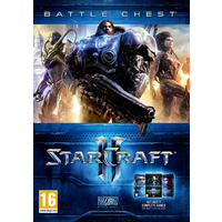 Starcraft II Battle Chest (PC/Mac)