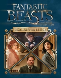 Fantastic Beasts and Where to Find Them - Scholastic (Hardcover) - Cover