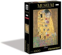 Clementoni - Il Bacio Museum Collection Puzzle (1000 Pieces) - Cover