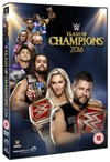 WWE: Clash of Champions 2016 (DVD)