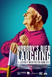 Nobody's Died Laughing (DVD)