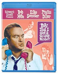 Boy Did I Get a Wrong Number (Region A Blu-ray) - Cover