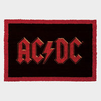 AC/DC - Logo Door Mat - Cover