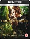 Hunger Games (4K Ultra HD + Blu-ray)