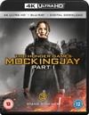 Hunger Games: Mockingjay - Part 1 (4K Ultra HD + Blu-ray)
