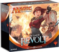 Magic: the Gathering - Aether Revolt Bundle (English Ver.) (Cards) - Cover