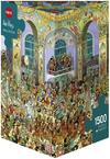 Heye - Ballroom, Prades Puzzle (1500 Pieces)