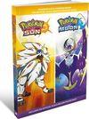 Pokemon Sun & Pokemon Moon (Paperback) Cover