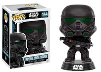 Funko Pop! Star Wars - Star Wars Rogue One - Imperial Death Trooper - Cover