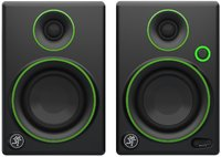 Mackie CR3 3 Inch Multimedia Monitor Speakers (Pair) - Cover