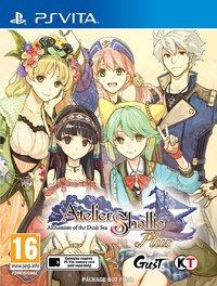 Atelier Shallie Plus: Alchemists of the Dusk Sea (PS VITA) - Cover