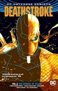 Deathstroke 2 - Christopher Priest (Paperback) - Cover