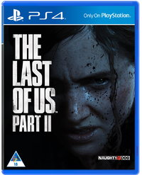 The Last of Us: Part II (PS4) - Cover
