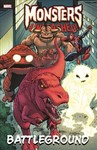 Monsters Unleashed: Battleground - Jim Zub (Paperback)