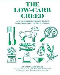 Low-Carb Creed - Sally-Ann Creed (Paperback) - Cover