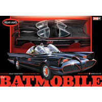 Polar Lights - Batmobile 1966 Snap Kit 1/25 (Plastic Model Kit)