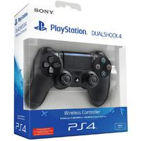 Sony - New DUALSHOCK 4 Wireless Controller V2 - Black (PS4)