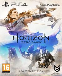 Horizon Zero Dawn (PS4) - Cover