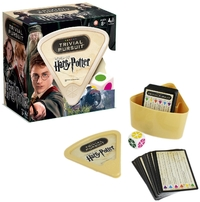 Trivial Pursuit - The World Of Harry Potter - Cover