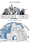 Star Wars Rogue One: Art of Colouring (Paperback) Cover