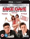 Mike and Dave Need Wedding Dates (4K Ultra HD + Blu-ray)