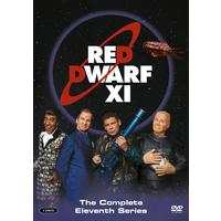 Red Dwarf XI (Region 1 DVD)