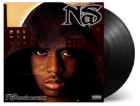 Nas - Nastradamus (Vinyl) - Cover
