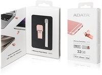ADATA - AI920 32GB USB 3.0 (3.1 Gen 1) Type-A Rose Gold USB flash drive