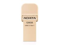 ADATA - AI920 128GB USB 3.0 (3.1 Gen 1) Type-A Gold USB flash drive