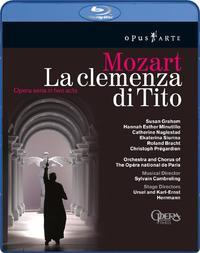 Various Artists - La Clemenza Di Tito (Blu-ray) - Cover