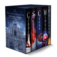 The Lunar Chronicles Boxed Set - Marissa Meyer (Paperback)