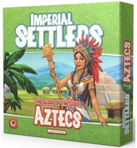 Imperial Settlers: Aztecs - Cover