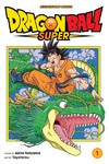Dragon Ball Super Vol. 01 - Akira Toriyama (Paperback)