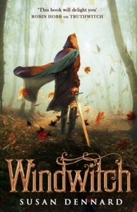 Windwitch - Susan Dennard (Hardcover) - Cover