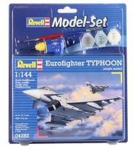 Revell - 1/144 - Eurofighter Typhoon Model Set (Plastic Model Set) - Cover