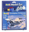 Revell - 1/144 - Eurofighter Typhoon Model Set (Plastic Model Set)