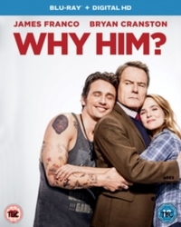 Why Him? (Blu-ray) - Cover