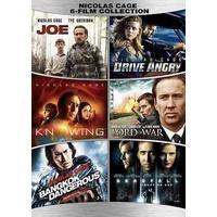 Nicolas Cage 6 Film Collection (Region 1 DVD)