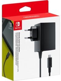 Nintendo Switch AC adapter (Nintendo Switch) - Cover