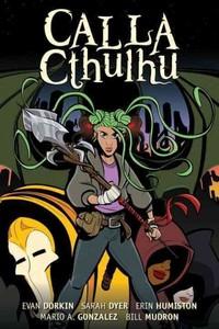 Calla Cthulhu - Evan Dorkin (Paperback) - Cover