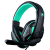 Port Designs Arokh Gaming Headset H-1 Green (Wired)