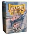 Dragon Shield - Standard Sleeves - Matte Sky Blue (100 Sleeves)