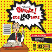 Genade! Edelagbare: Humor En Die Hof (CD) - Ian Wessels