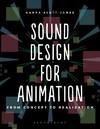 Sound Design For Moving Image - Kahra Scott-James (Paperback)